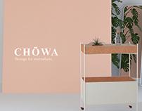 Chōwa, a storage.