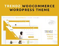 Trendz - WooCommerce Shopping WordPress Theme