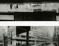 Fragmented - a photo project of Hong Kong