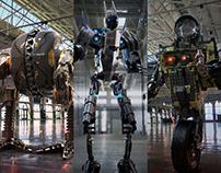 Keyshot Robots Vol1 Oscar creativo