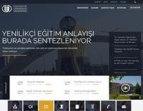 ESOGU Web Site