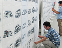 Shanghai Car Design Workshop