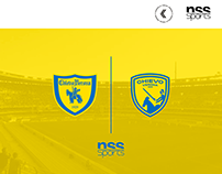 AC ChievoVerona Rebranding x NSS Sports