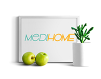 MediHOME - Smart Healthcare Concept