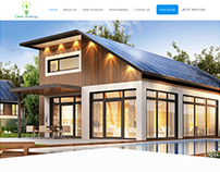 Clean Energy Website Design & Development