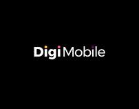 Digi Mobile Brand Identity