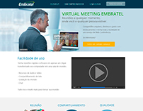 Hotsite Virtual Meeting