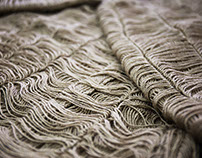 School of Fashion, Knitwear Design Degree Photo Shoot