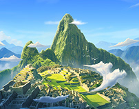 Matte Painting and Concept Art