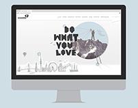 Vorlayout Webseite