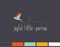 Brand Identity Design for Joyful Little Sparrow