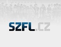 Brand of Slezská žákovská florbalová liga