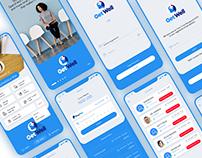 Get Well App Design (Covid Update)