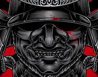 Blackout Samurai