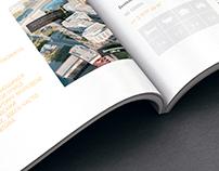 Real Estate Catalogue Design