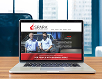 SPARK SBC Identity & Website