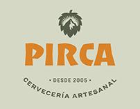 PIRCA - Logo Redesign