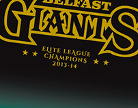 Ulster Rugby & Belfast Giants kit