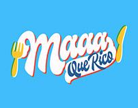 Maaa Que Rico - Feria Gastro 2018