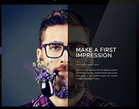 My First ThemeForest WordPress Theme