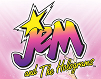 Jem and the Holograms DVD Boxset