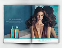 Moroccanoil 2017 Brand Campaign