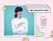 Editorial Design / Stories Collective