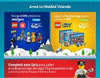 Movistar + Lego Proposal