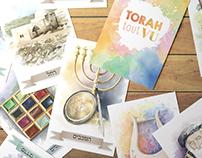Torah Memory Cards