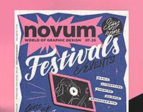 novum 07.20 »festivals & events«