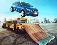Ramp Jump | Nissan & TBWA Chile