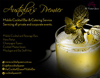The Cocktail Queen (Banner Designs)