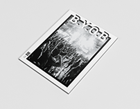 Diseño Editorial. Revista B.Y.O.B