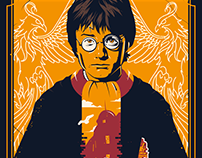 HARRY POTTER Film Private Commission