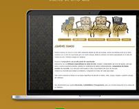COMPRO ANTIGUO YA - DISEÑO WEB HTML Y CSS - RESPONSIVE