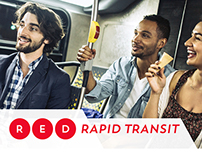 IndyGo Red Line Rapid Transit