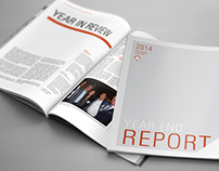 Year End Report 2014
