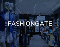 Fashion Gate // Redesign Brand Concept
