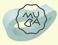 MUBA - identidade visual