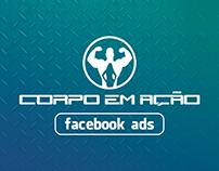 Corpo em Ação: Promoções via Facebook Ads