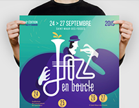 Jazz En Boucle - Festival Global Communications 2015