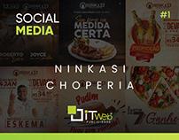 Social Media | Ninkasi Restaurante #1