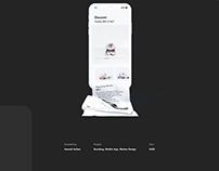 Balenciaga Mobile App