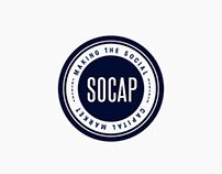 SOCAP Logo Design