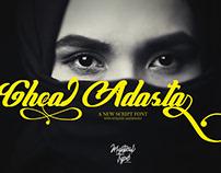 Ghea Adasta Font Free