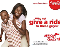 Coca Cola- Africa Let's go Crazy