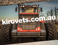 Kirovets Australia Campaign