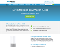 Amazon Alexa - myHermes Design