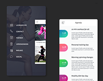 iOS app for Student Sport Centre in Eindhoven