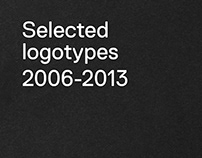 Selected logotypes 2006-2013